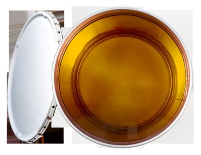 secchio-olio